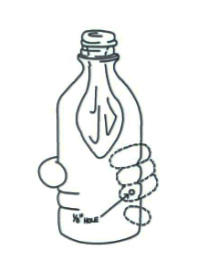 Blow the Balloon in the Bottle