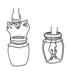 Cookie Jar Suction