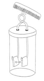 Homemade Electroscope