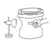 Bucket Magnifier